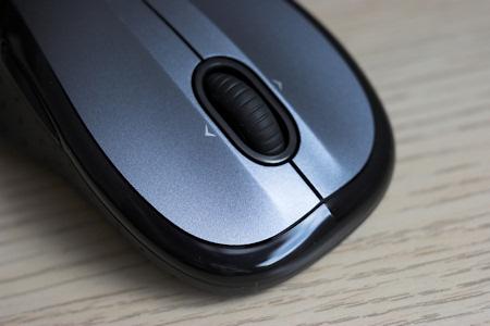 myš LX8 - detail